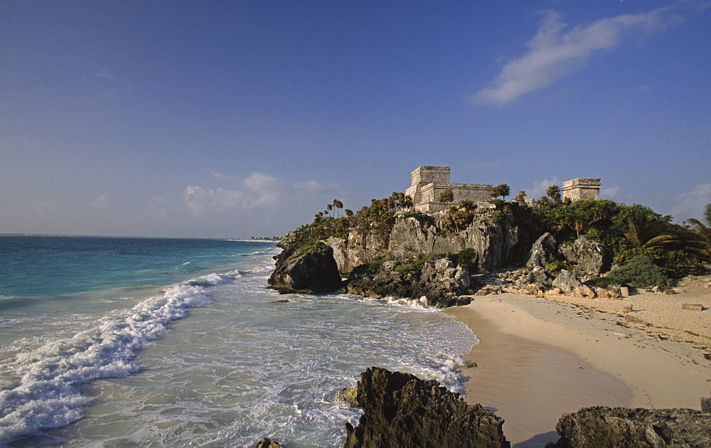 El Castillo, Tulum, Mexico, North America