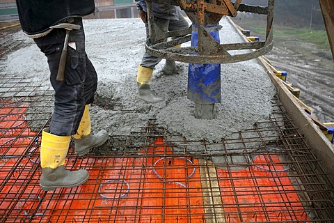 Concrete construction - 832-312388