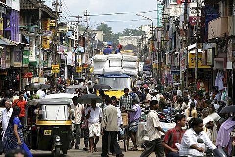 IND, India, Kerala, Trivandrum