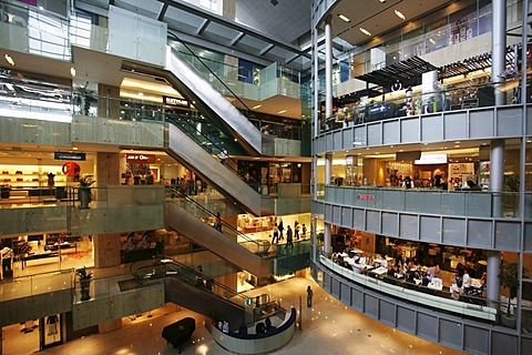 SGP, Singapore: Paragon Centre Shopping Mall. |