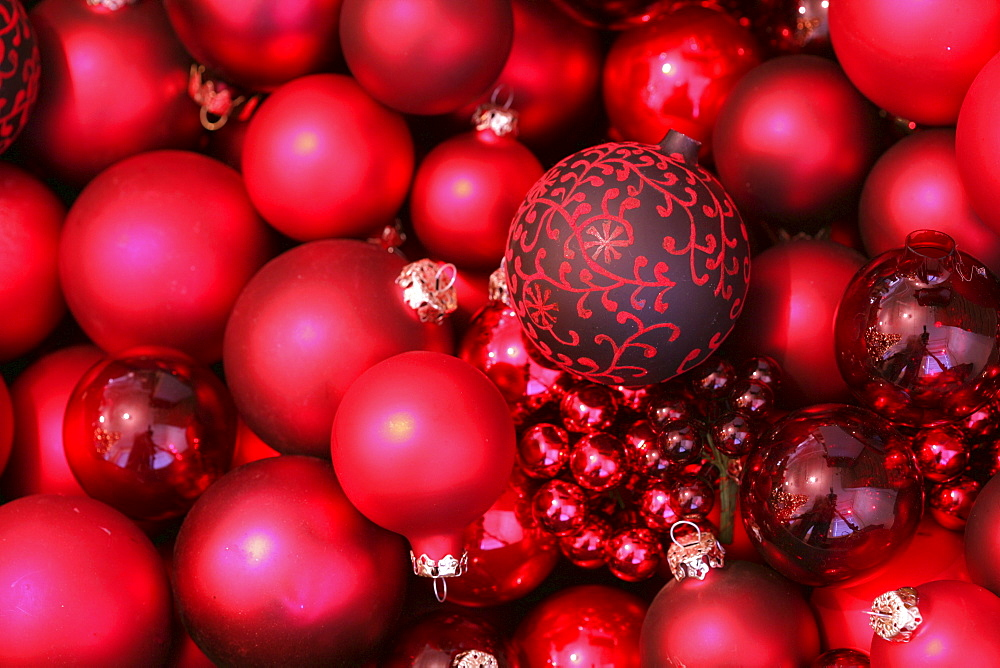 Christmas decoration. Christmas tree ball. |