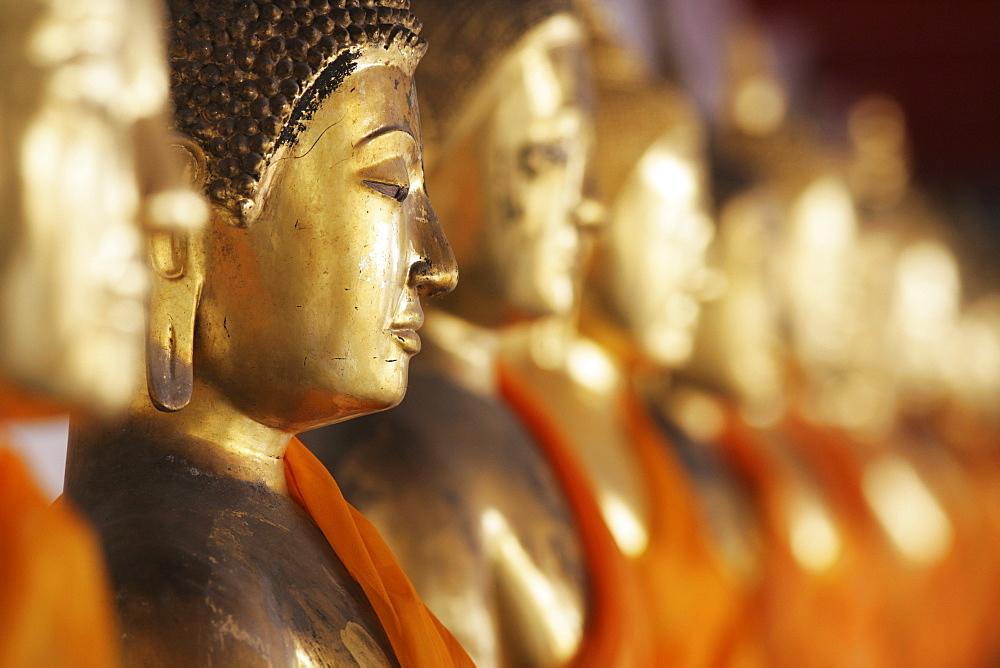 THA Thailand Bangkok Wat Pho Temple. |