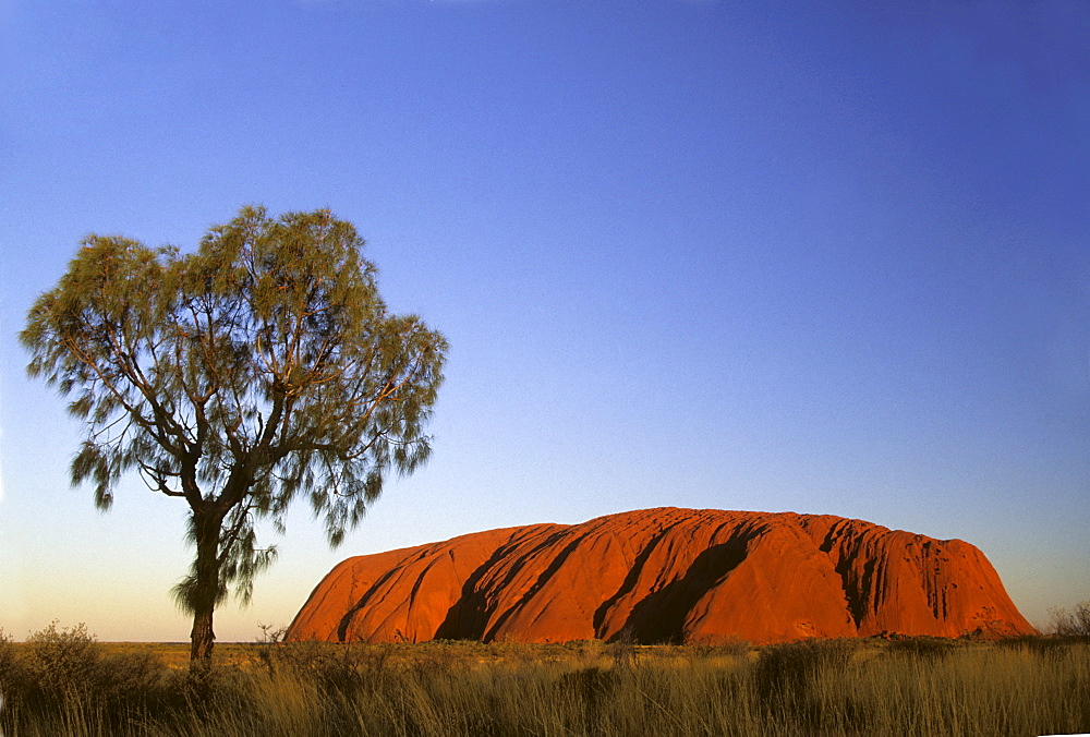Uluru, Ayers rock, Red Centre, Northern Territory, Australia