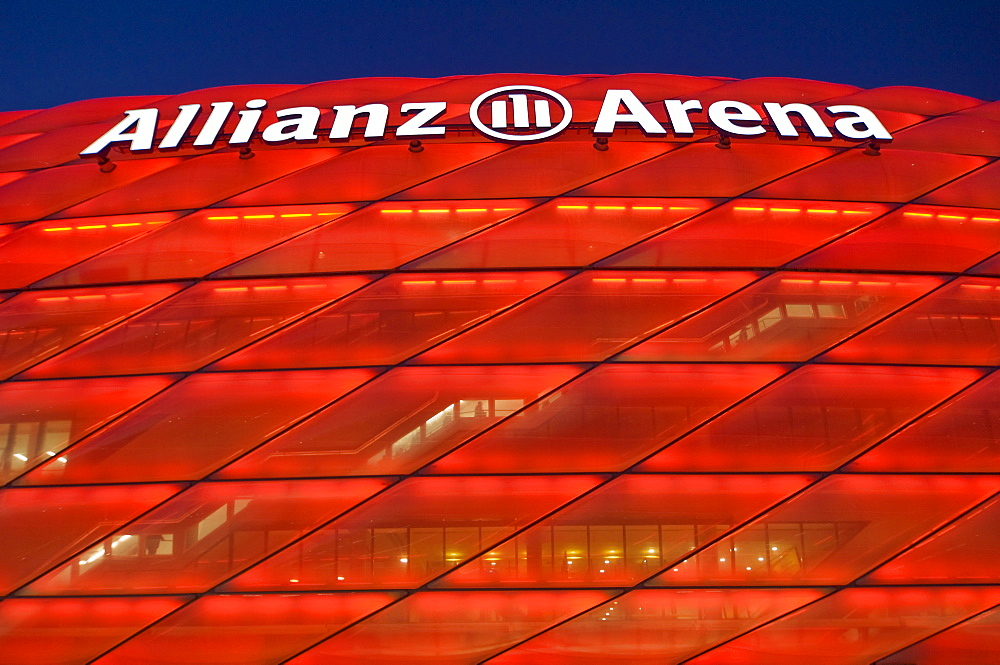 Allianz Arena, Munich, Bavaria, Germany - 832-316955