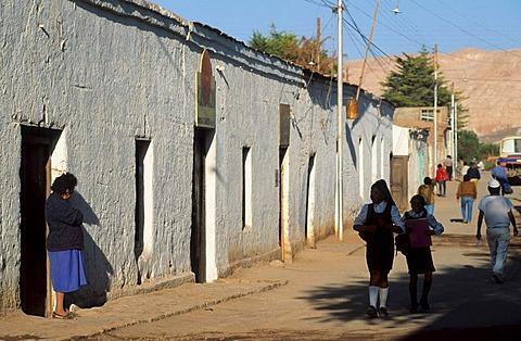 CHL, Chile, Atacama Desert: San Pedro de Atacama.
