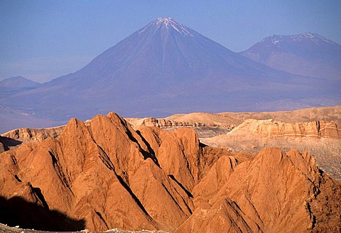 CHL, Chile, Atacama Desert: Valle de la Luna.