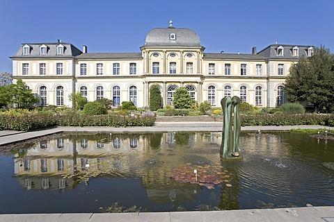 Castle Clemensruhe, Poppelsdorfer castle, botanical gardens, Bonn, NRW, germany