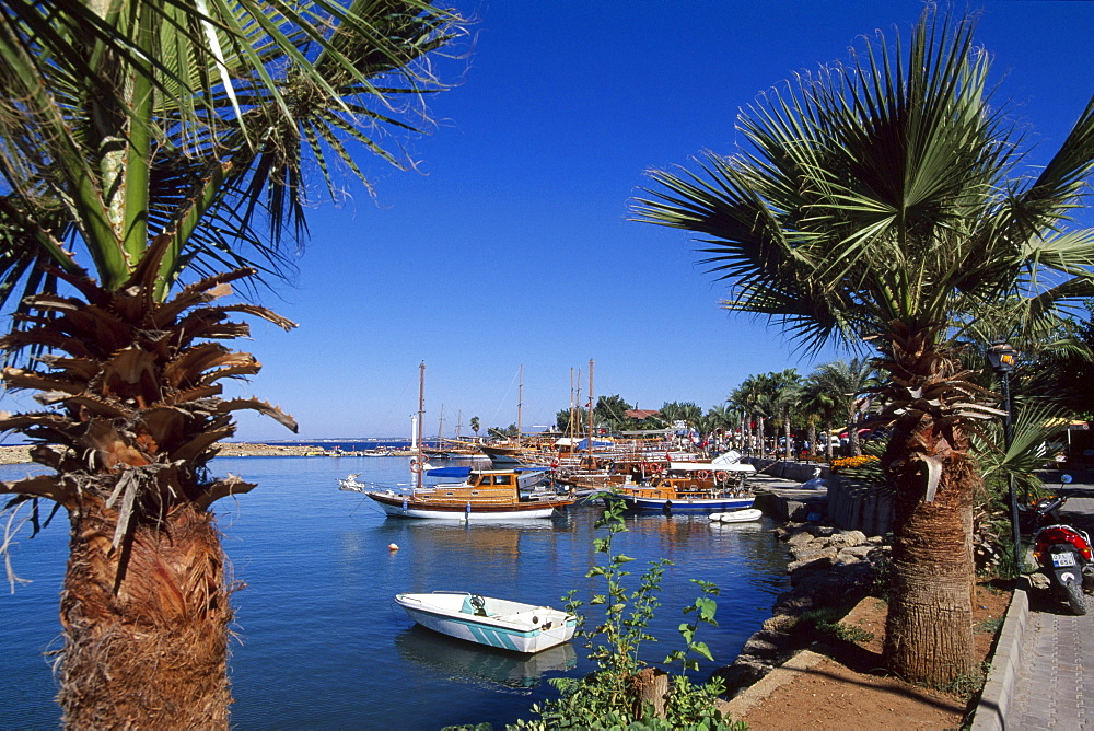 Side Harbour, Turkish Riviera, Turkey