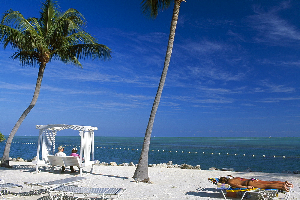 Garden Cove, Key Largo, Florida Keys, Florida, USA