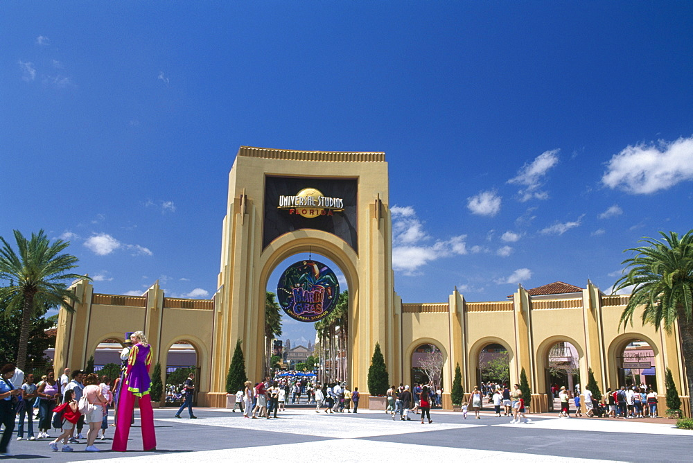 Universal Studios, Orlando, Florida, USA