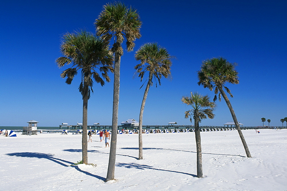 Clearwater Beach, St. Petersburg, Florida, USA