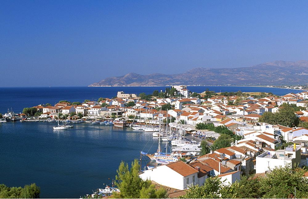 Bay, Pythagoreio, Samos Island, Greece, Europe