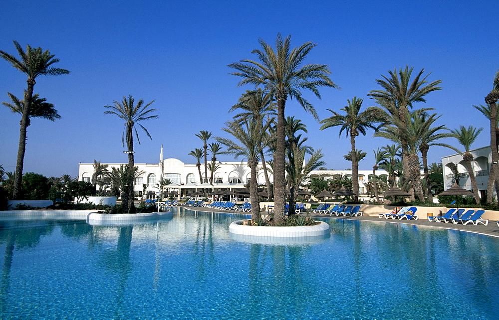 Iberostar Hotel, Zarzis Oasis, Djerba, Tunisia, Africa