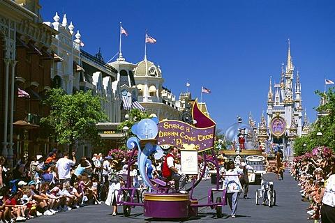 Disneyworld, Orlando, Florida, USA