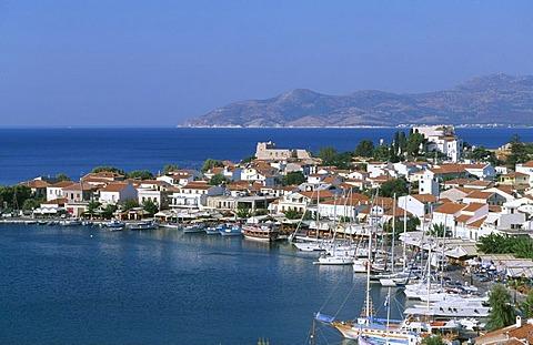 Pythagorion, Samos Island, Greece, Europe