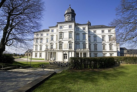 5star Superior Grand Hotel Castle Bensberg, Bergisch Gladbach-Bensberg, North Rhine-Westphalia, Germany
