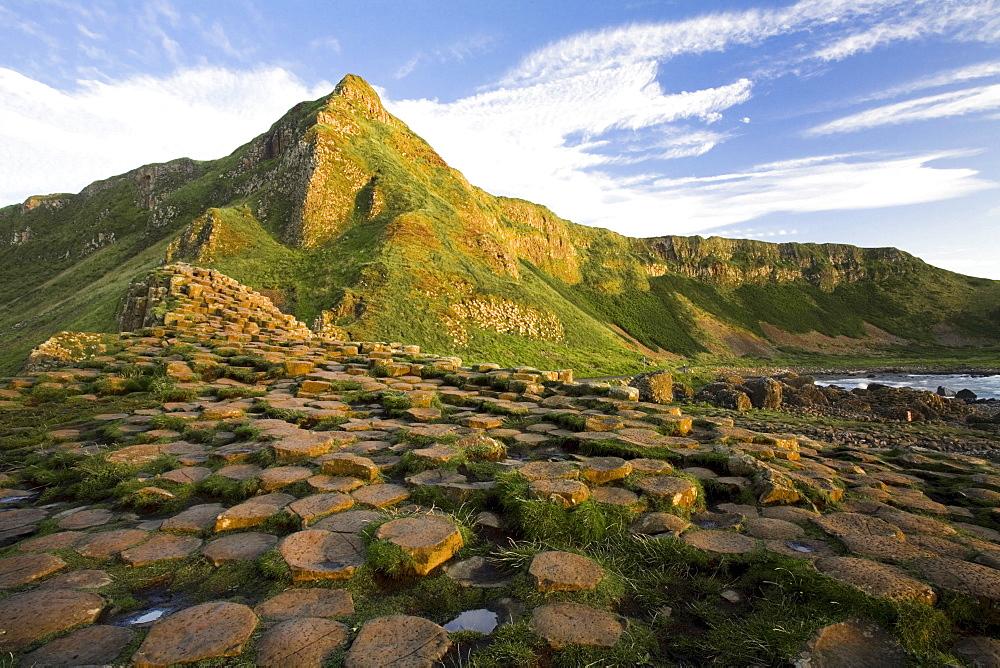 Giant's Causeway, County Antrim, Northern Ireland, United Kingdom