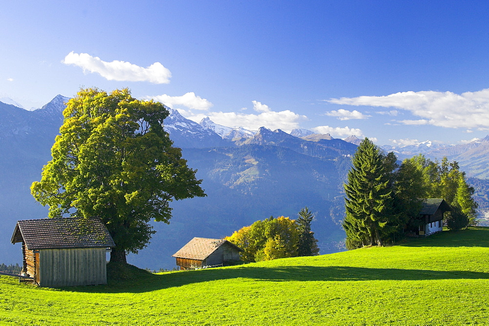 Cabin, Beatenberg, Berner Oberland, Switzerland