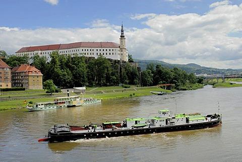 Castle Decin, Bohemia, Czech Republic