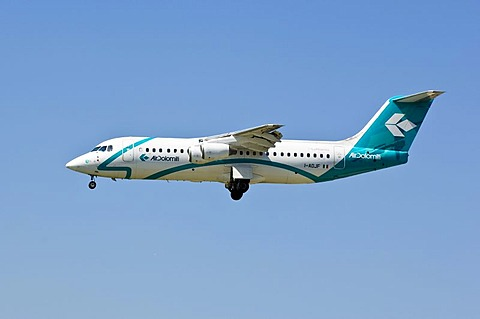 Air Dolomiti BAe 146-300