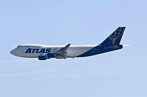 Atlas Boeing 747