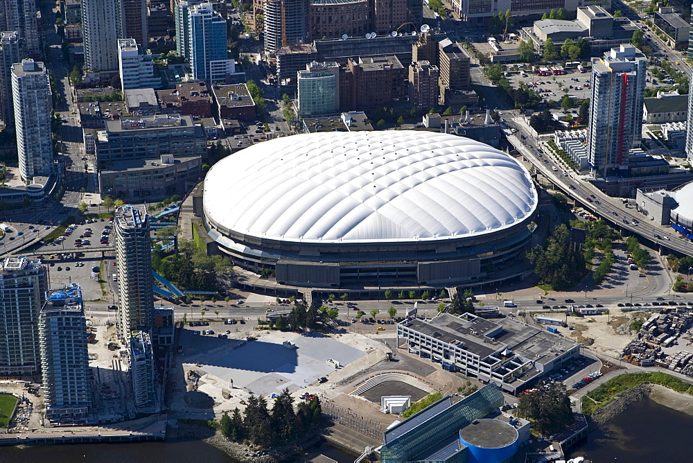 B.C. Place Stadium Vancouver, British Columbia, Canada, North America