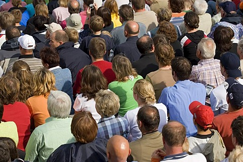 Audience Landshut Bavaria Germany