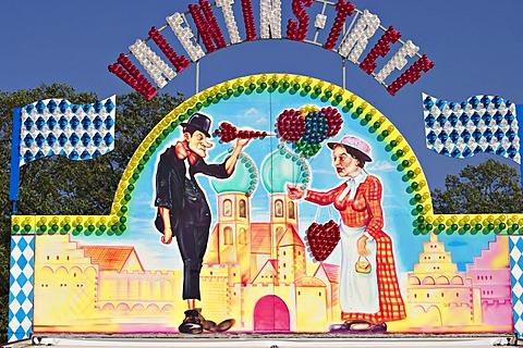 Valentinstreff Oktoberfest Munich