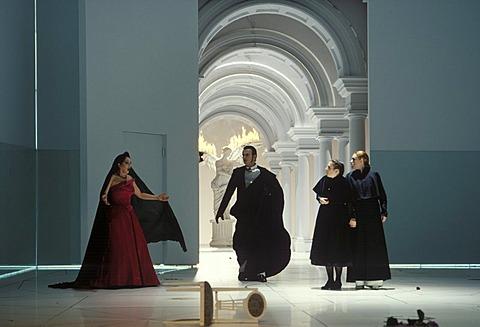 Salzburg festival Mozart opera La Clemenza di Tito Austria