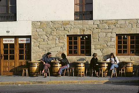 Muros Galicia Spain