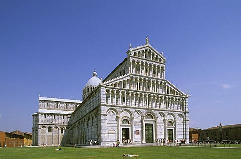 Duomo Pisa Italy