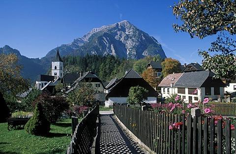 Purgg Grimming mountain Styria Austria