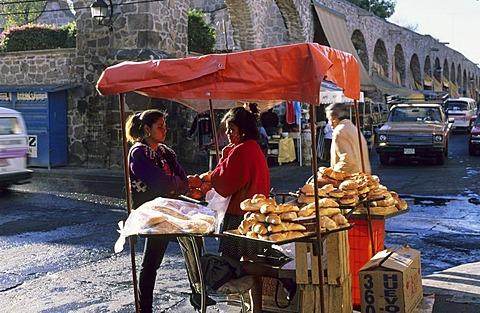 Mexico Michoacan Morelia - Pan dulce