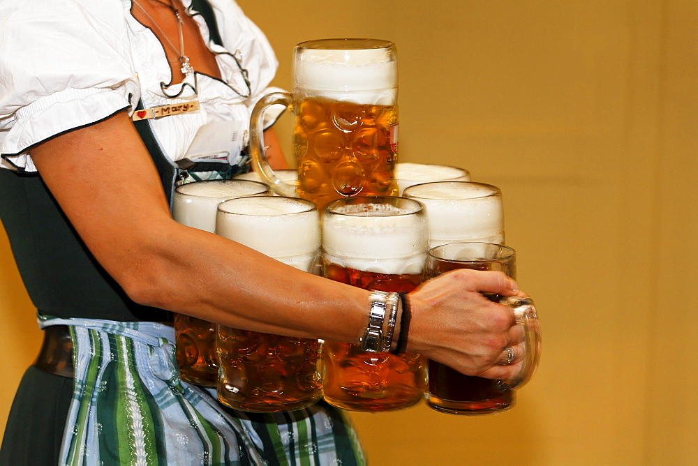 Oktoberfest, Munich beer festival, Bavaria, Germany - 832-336653