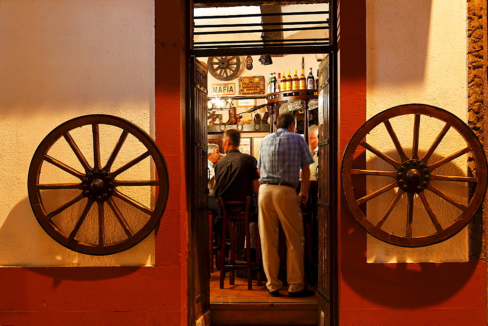 Bar Texas, Santa Catalina, Las Palmas de Gran Canaria, Spain