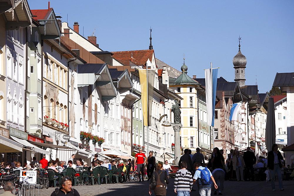 Bad Toelz, Upper Bavaria, Germany