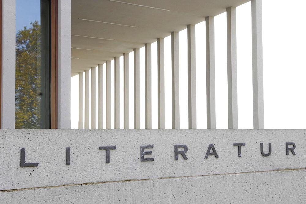 Schiller National Museum of Modern Literature, Marbach, Baden-Wuerttemberg, Germany