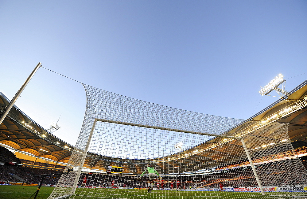 Goal Gottlieb-Daimler-Stadion (arena) Stuttgart Baden-Wuerttemberg Germany - 832-338338