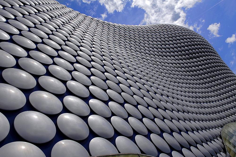 Selfridge storefront facade, Birmingham, West Midlands, England, UK, Europe