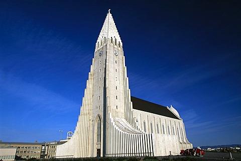 Halgrims church, Reykjavik, Iceland - 832-339554