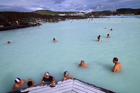 Blue lagoon, Grindavik, Iceland - 832-339569