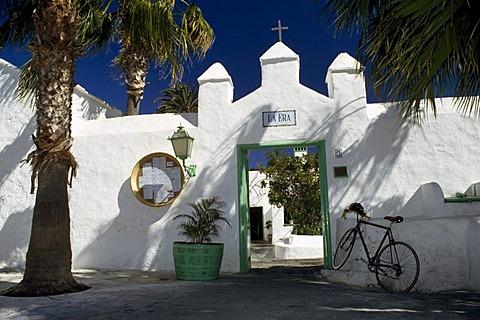 Restaurant La Era, Yaiza, Lanzarote, Canary Islands, Spain