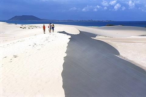 Corralejo, El Jable, Fuerteventura, Spain