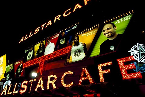 Allstarcafe, Las Vegas, Nevada, USA