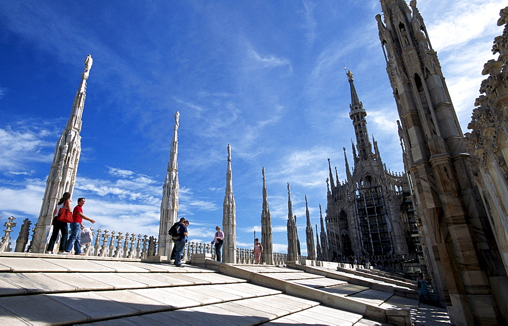 Milan Cathedral, Emiglia Romagna, Italy