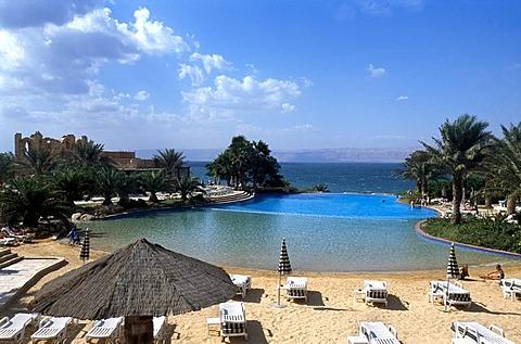 Moevenpick Red Sea Resort, Dead sea, Jordan, Middle East