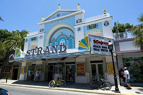 Strand's Department Store in Key West, Florida, USA