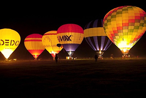Balloon festival 2.9.05 - 4.9.05 in bienenbuettel