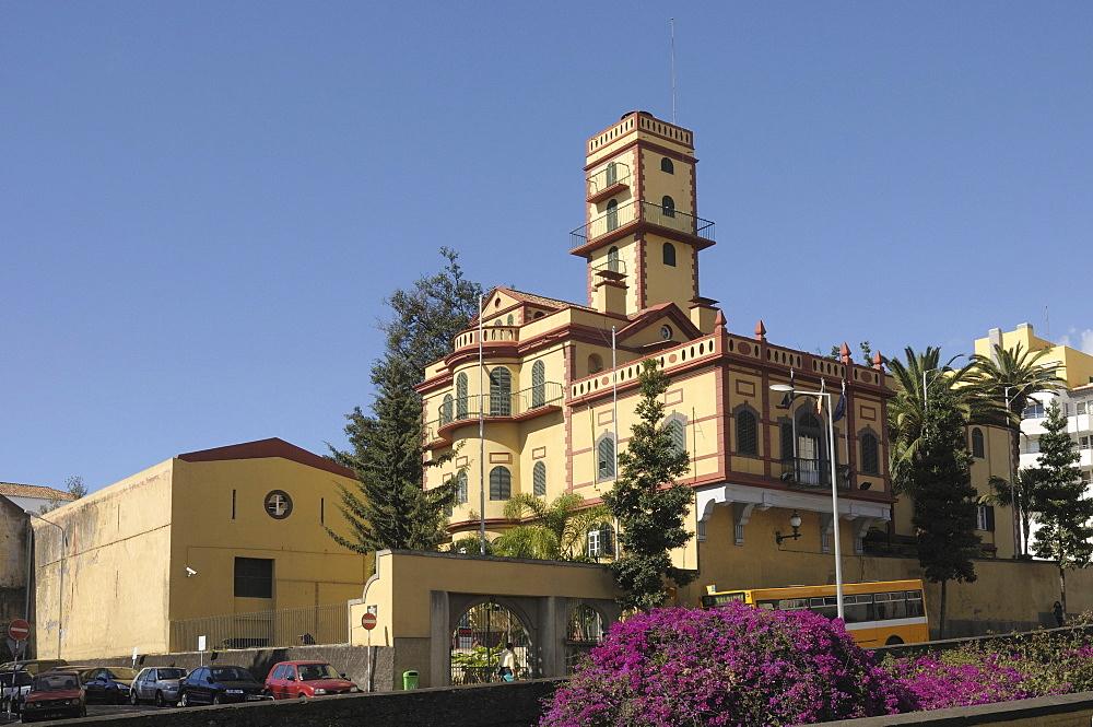 Wine Museum, Funchal, Madeira, Portugal, Atlantic Ocean