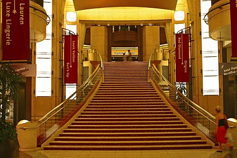 The Kodak Theater inside Hollywood&Highland, the first permanent home of the Academy Awards, Los Angeles California United States of America USA